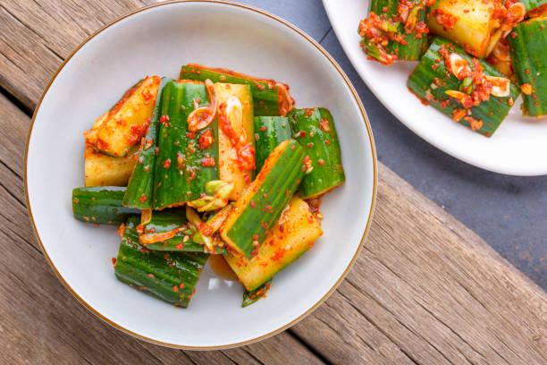 concombre courgette lacto fermenté conservation légumes maison