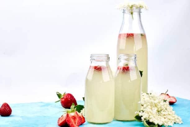 kéfir de fruits fermentés bienfaits