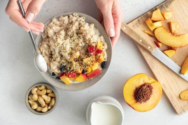 porridge petit déjeuner maigrir régime alimentaire