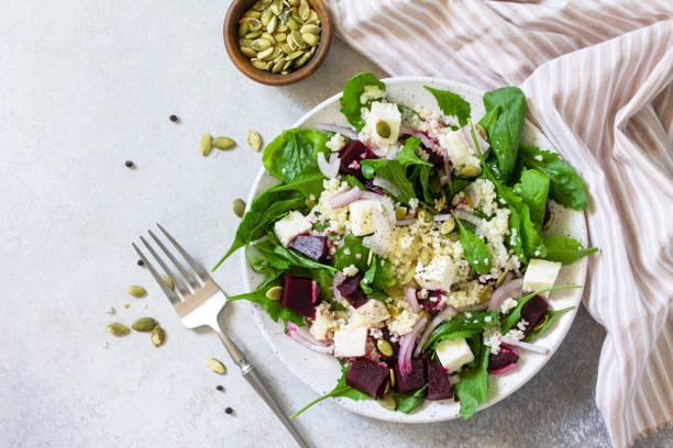réequilibrage alimentaire pour maigrir recette salade