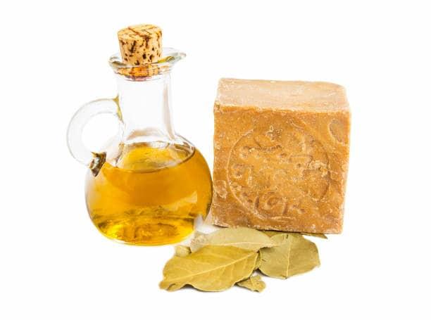 savon alep contre les boutons psoriasis eczema