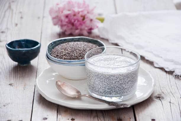 graines de chia pour maigrir du ventre