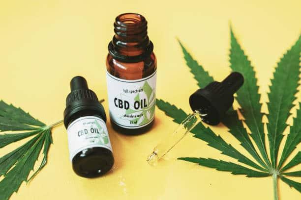 huile de CBD chanvre addiction cannabis médical