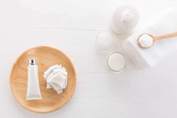 huile de coco masque peau corps