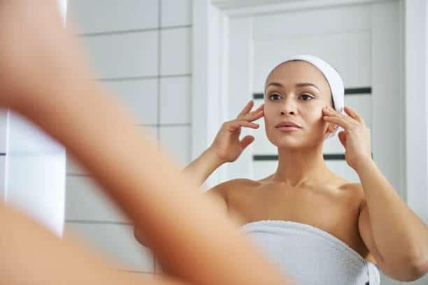 huile de nigelle acné visage anti rides