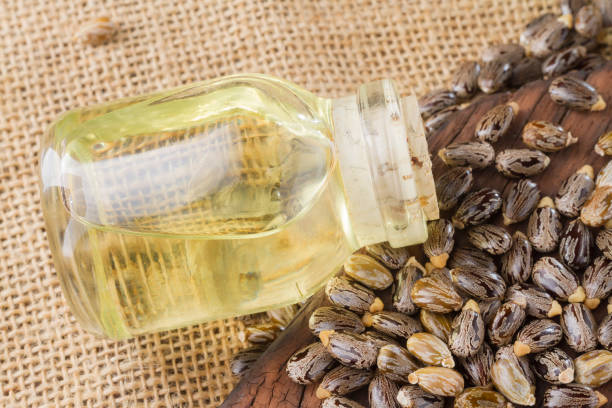 huile de ricin soin cheveux naturel maison