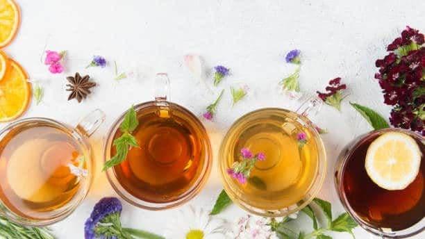 infusion thé pour perdre le gras du ventre