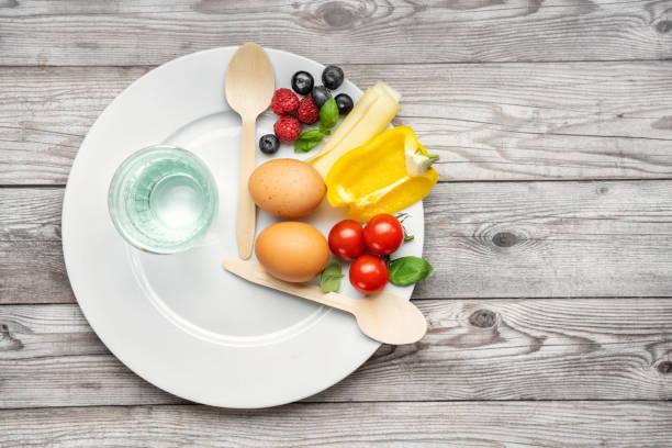 jeuner pour maigrir rééquilibrage alimentaire