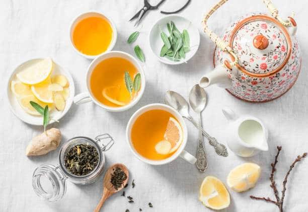 Quel thé pour maigrir ? Un remède de grand-mère pour perdre du poids ?