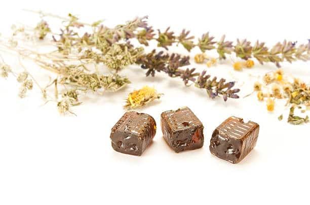 soigner rhume huile essentielle bonbon miel
