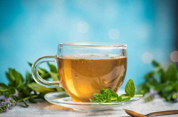 thé à la menthe pour maigrir rapidement coupe faim