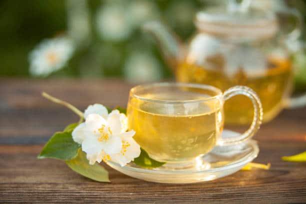 thé blanc minceur perte de poids