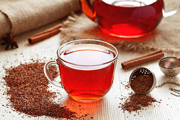 thé rooibos africain pour maigrir remede grand mere