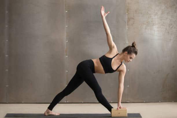 bloc de yoga power yoga debutant