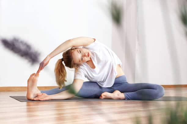 exercices de hatha yoga traditionnel