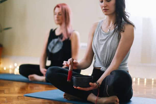 méditation transcendantale exercice pratique bol tibétain