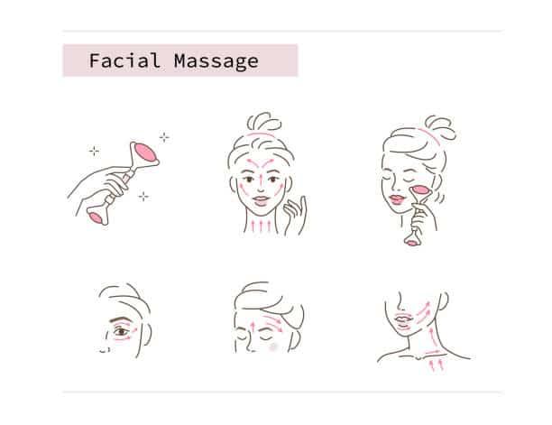 pierre de jade massage facial bienfaits