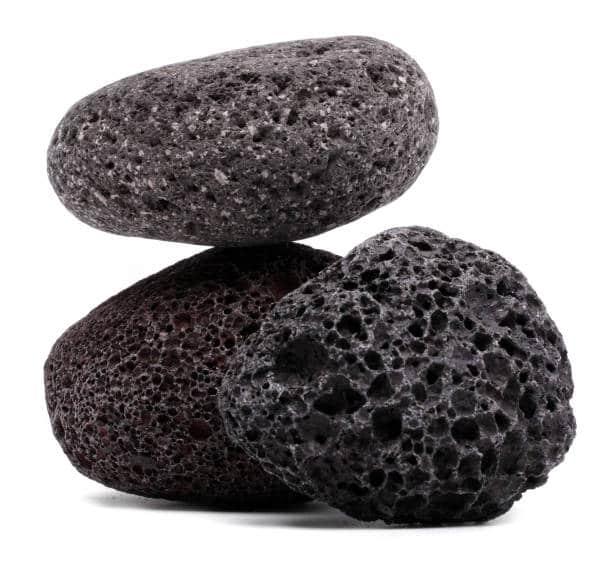 pierre de lave roche volcanique bienfaits utilisation