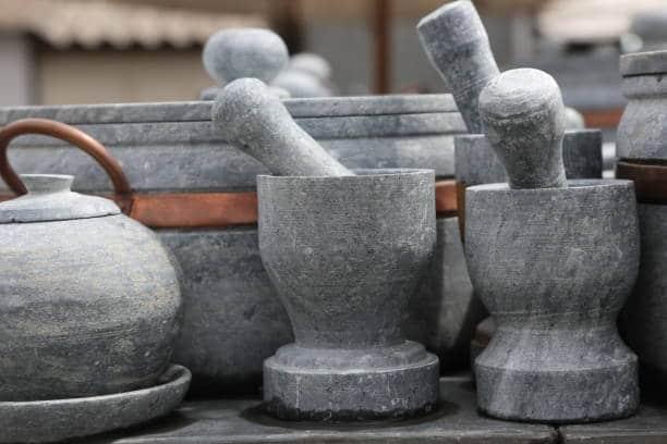 pierre ollaire fabrication matériaux objets