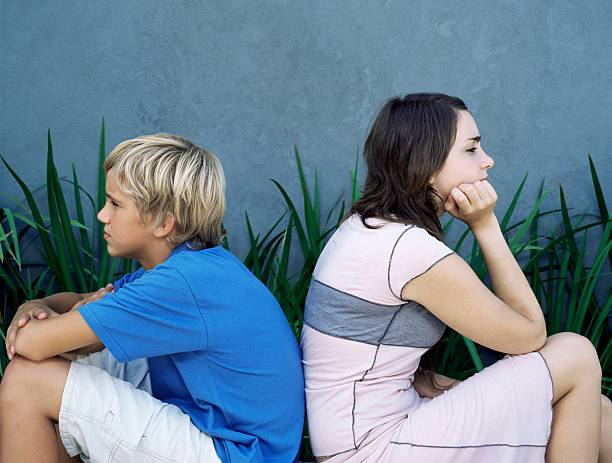 psychologie féminine adolescence fille stress