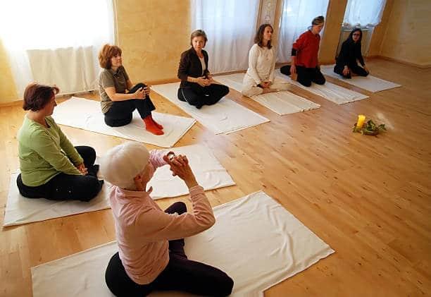 yoga iyengar yoga pour débutant