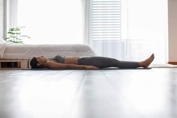 yoga nidra phase de sommeil meilleure nuit