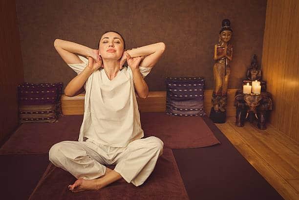 massage thaï reflexologie yoga passif séance déroulement